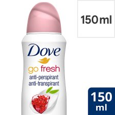 Dove Go Fresh Pomegranate Antiperspirant Deodorant 150Ml