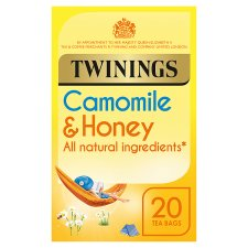 Twinings Camomile And Honey 20 Tea Bags 30G