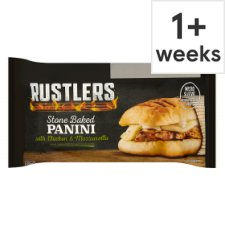 Rustlers Chicken And Pesto Panini 143G