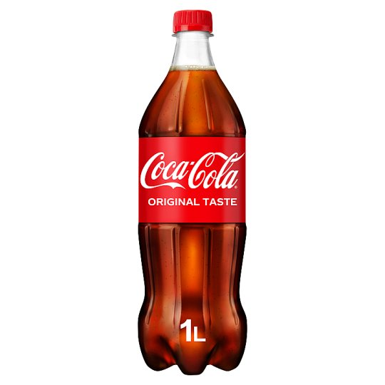 image 1 of Coca Cola Original 1 Litre