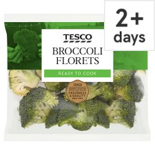 Tesco Broccoli Florets 240G