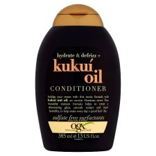 Ogx Kukui Oil Defrizz Conditioner 385 Ml