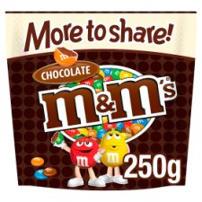 image 1 of M&Ms Chocolate More To Share Pouch 238G