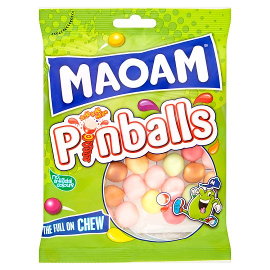 Maoam Pinballs 170G Bag .