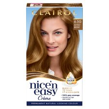 Clairol Nice 'N Easy Lightest Golden Brown 6.5G Hair Dye