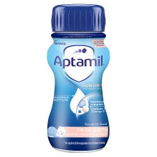 Aptamil Hungry Milk 200Ml Ready To Feed Liquid