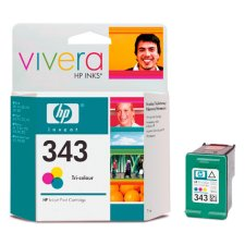 Hp343 Colour Ink