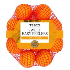 image 1 of Tesco Clementine Or Sweet Easy Peeler Pack 600G