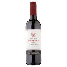 Tesco Sicilian Rosso Red 75Cl