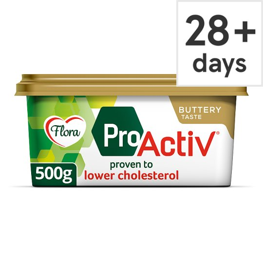 Flora Pro Activ Buttery Spread 500G