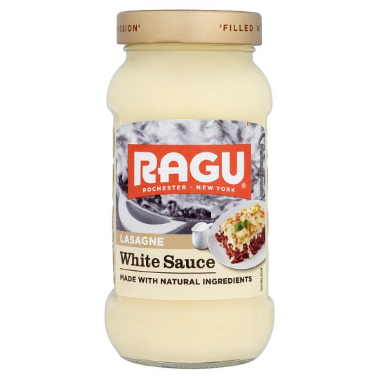 Ragu White Sauce For Lasagne 454G
