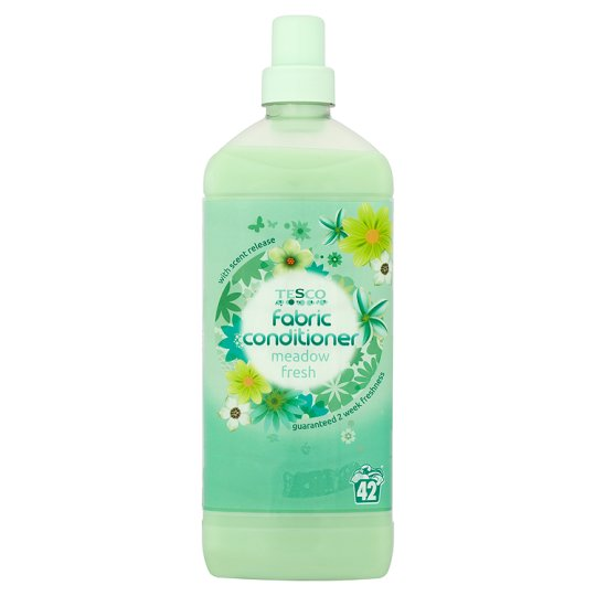 Tesco Fabric Conditioner Meadow Fresh 1.5L