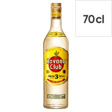 image 1 of Havana Club 3 Year Old White Rum 70Cl