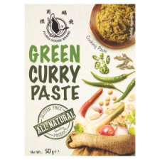 Flying Goose All Natural Green Curry Paste 50G