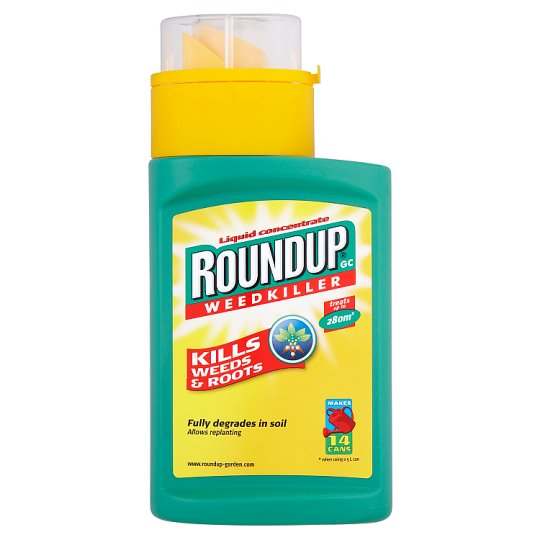 Roundup Concentrate Weed Killer 280Ml