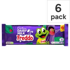 image 1 of Cadbury Dairy Milk Freddo 6 Bars 108G