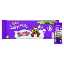 image 2 of Cadbury Dairy Milk Freddo 6 Bars 108G