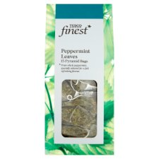 Tesco Finest Peppermint 15 Tea Bags 30G