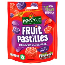 image 1 of Rowntrees Fruit Pastilles Red&Black Pouch 150G