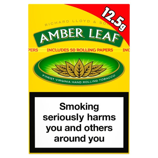 Amber Leaf Roll Your Own 12.5G