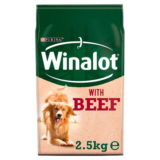 image 1 of Winalot Beef 2.5Kg
