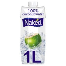 Naked 100% Coconut Water Juice 1L