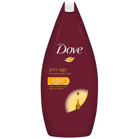 Dove Pro Age Body Wash 500Ml