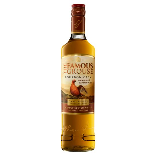 image 1 of The Famous Grouse Bourbon Cask Whisky 70Cl