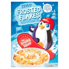 Tesco Frosted Flakes Cereal 750G
