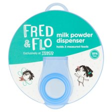 Fred & Flo Milk Powder Dispenser