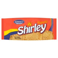 Wibisco Shirley Biscuits 105G