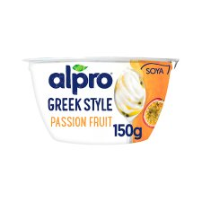 Alpro Go On Passion Fruit Yogurt Alternative 150G