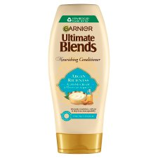 Ultimate Blends Argan Oil& Almond Cream Dry Hair Conditioner 360Ml