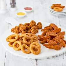 image 1 of Tesco Easy Entertaining American 20 Piece Selection Platter 1.05Kg