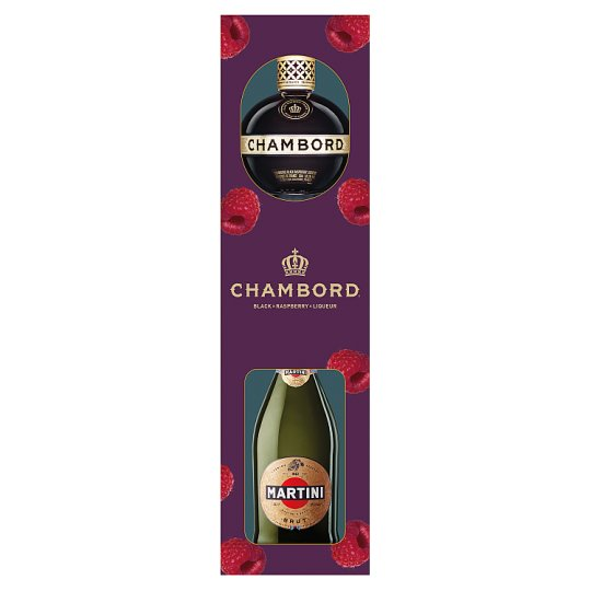 Chambord And Prosecco Gift Pack