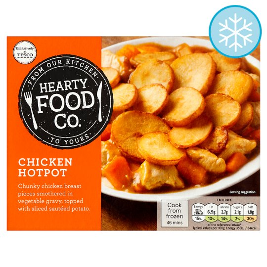 Hearty Food Co. Chicken Hotpot 400G