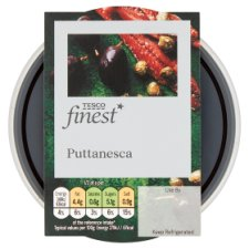 Tesco Finest Puttanesca Sauce 250G