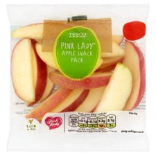 image 1 of Tesco Pink Lady Snack Pack 80G