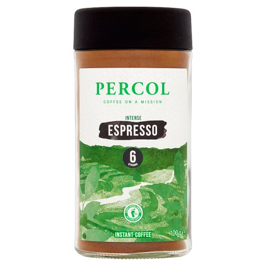 Percol Black And Beyond Espresso Instant Coffee 100G
