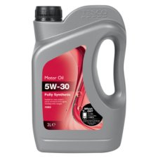 Tesco 5W30 Fully Synthetic Oil Ford 2L