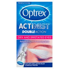 Optrex Actimist Eye Spray 10Ml
