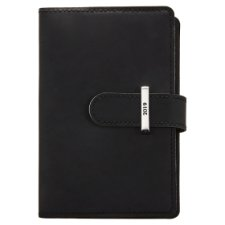 Tesco Premium Small 2019 Diary Dtp Black