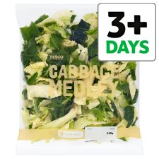 Tesco Cabbage Medley 240G