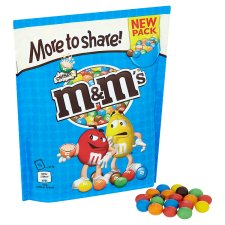 image 3 of M&Ms Crispy Large Pouch 213G