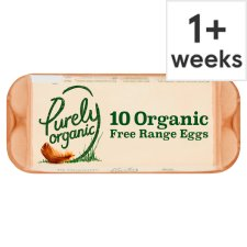 Purely Organic Eggs Mixed Weight 10 Pack