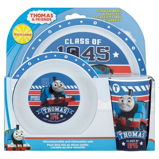 Thomas The Tank College The Bakery Project Set