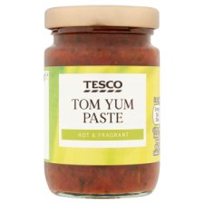 Tesco Tom Yum Paste 95G