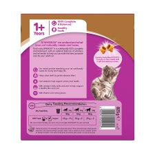 image 3 of Whiskas 1+ Duck And Turkey Dry Cat Food 825G