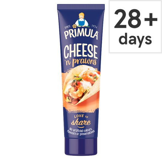 Primula Cheese Spread With Prawns 150G