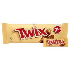 image 2 of Twix Chocolate Multipack 7 X50g